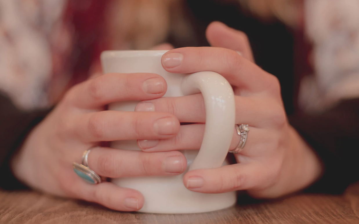 naglar som skivar sig